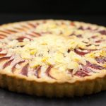 frangipane and apple tart