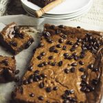 Mocha and Coffee Brownies