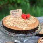 bakewell tart large